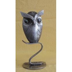 sculpture chouette cuillère...