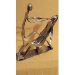 sculpture arracheur de...