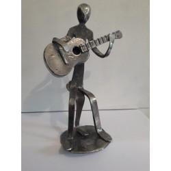 sculpture en métal...
