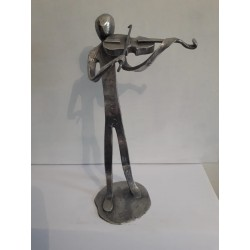 violoniste personnage