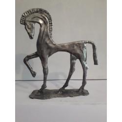 cheval grec